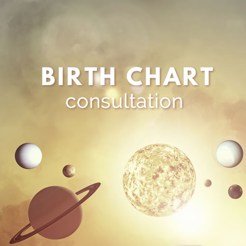 90min Birth Chart Consult Kelly Surtees Astrology