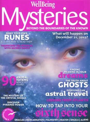 WellBeing Mysteries Magazine