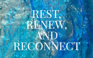 rest renew reconnect retrograde