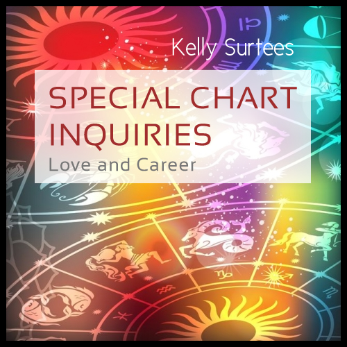 Topic Specific Chart Inquiry Love And Career Kelly Surtees Astrology