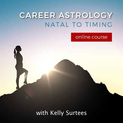 Career and Life Direction in Astrology Course